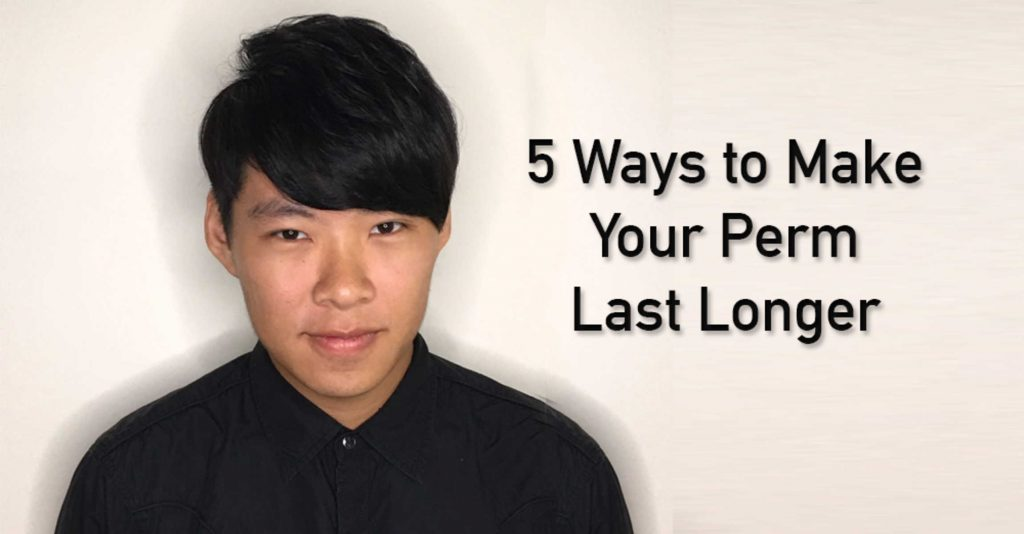How to make perms last longer